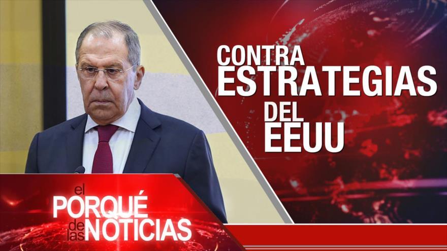 El Porqué de las Noticias: Acuerdo nuclear iraní. Tensión Rusia-EEUU. Elecciones en Ecuador