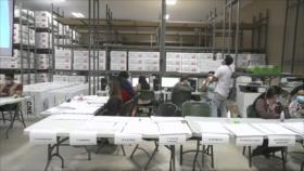 Órgano electoral de Honduras dará resultado final en próximos días
