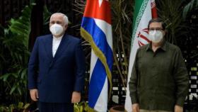 Irán y Cuba acuerdan impulsar cooperación pese a sanciones de EEUU
