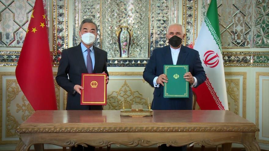 Irán hoy: Acuerdo chino-iraní
