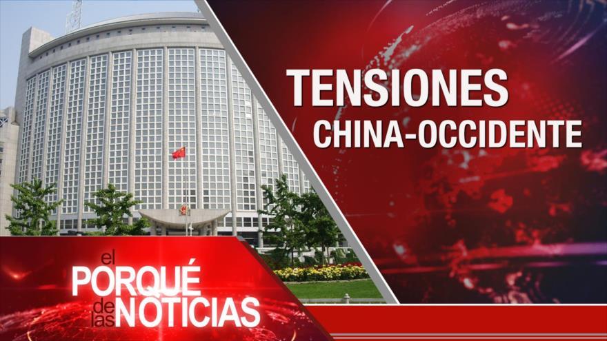 El Porqué de las Noticias: Futuro del acuerdo nuclear-Tensión China-Occidente-Elecciones en Perú