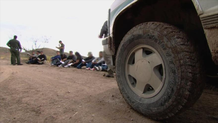 Crisis migratoria llena los bolsillos de traficantes de personas