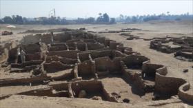 """Descubren """"la mayor ciudad milenaria jamás encontrada en Egipto"""""""