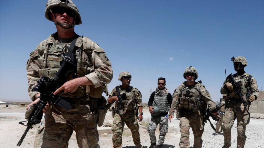 Tropas de EE.UU. patrullan en una base militar en la provincia de Logar en Afganistán. (Foto: Reuters)