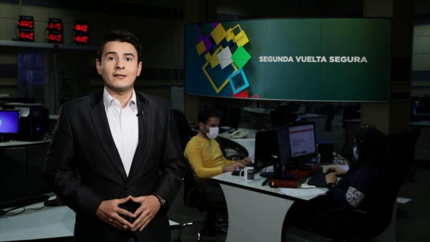 Buen día América Latina: Segunda vuelta segura