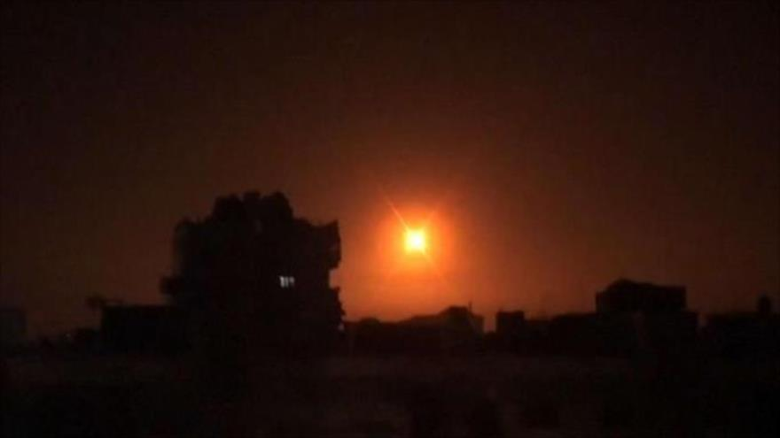 Rusia ayudó a Siria a interceptar y derribar misiles israelíes | HISPANTV