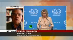 Zelaia: EEUU es el mayor responsable de incumplimientos de DDHH