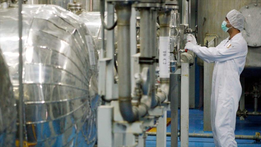 Irán desvela nueve productos de alta tecnología nuclear | HISPANTV