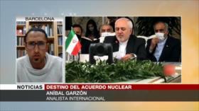 Garzón: Biden no se aleja de la política de Trump hacia Irán