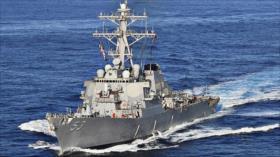 India, airada por maniobras militares de EEUU en su zona económica