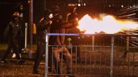 Caos jamás visto: Irlanda del Norte arde en calvario pos-Brexit