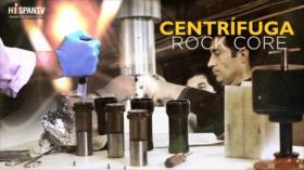 Centrifuga Rock Core