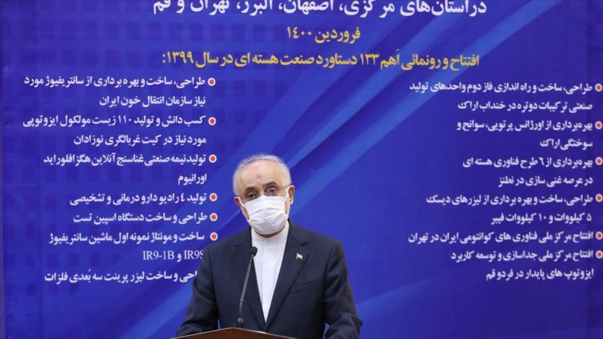 Irán respeta leyes y está decidido a aumentar sus logros nucleares | HISPANTV
