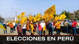 Logros de Irán. Tensión Reino Unido-Argentina. Elecciones en Perú - Boletín: 12:30 - 10/04/2021
