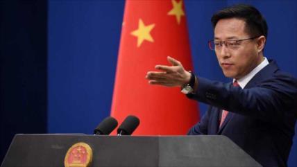 China exige cese de actividades provocadoras de EEUU en sus aguas