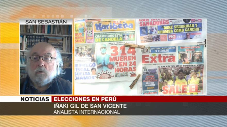 """Gil: Perú sufre de un """"cansancio popular"""" desde 1992"""