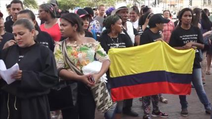 Se conmemora el Día Nacional de las Víctimas en Colombia