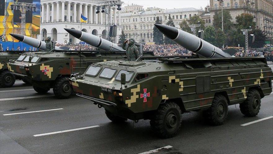 Vídeo: Ucrania envía misiles balísticos cerca de frontera de Rusia | HISPANTV