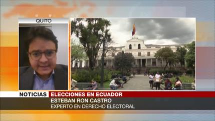 Ecuador decide: Jornada electoral marcada por poca credibilidad en CNE