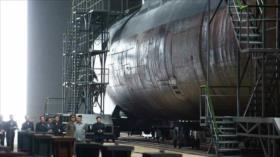 Informe: Pyongyang lanzará pronto su novedoso submarino de 3000T