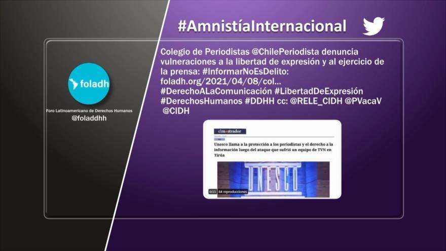 Etiquetaje: Violaciones de DDHH en Chile