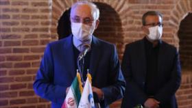 Irán avisa de secuelas para autores del 'acto terrorista' en Natanz