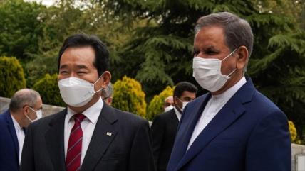 Premier surcoreano visita Irán para discutir lazos bilaterales