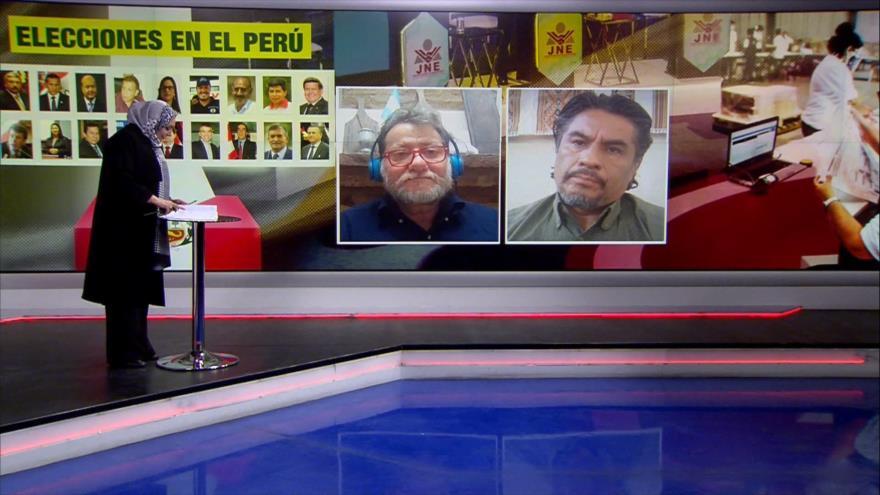 Analistas abordan las elecciones presidenciales en Perú