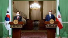Vicepresidente iraní: Corea del Sur debe compensar daños a Irán