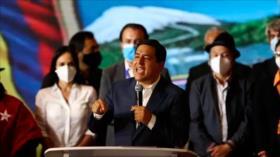 """Arauz reconoce triunfo de Lasso: Es hora de crear """"un solo Ecuador"""""""