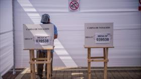 Conteo rápido da ventaja al izquierdista Pedro Castillo en Perú