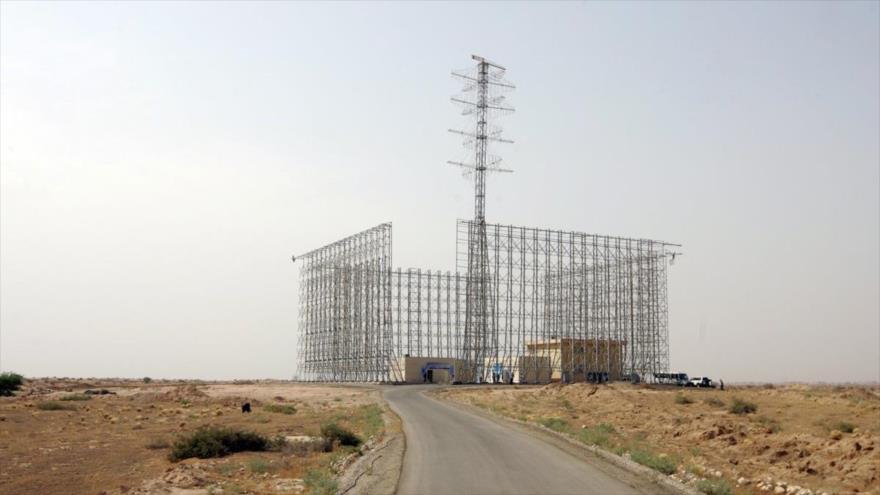 El sistema de radar de fabricación iraní Qadir.
