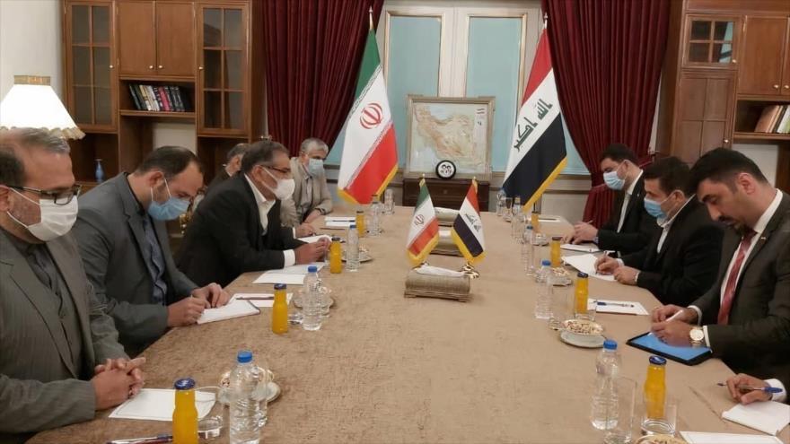 Irán: Salida de tropas de EEUU de Irak garantiza proceso de estabilidad