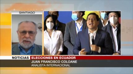 Coloane: Lasso no representa una solución para problemas de Ecuador