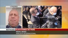 Bigio: Votos de peruanos pobres llevaron a Castillo al balotaje