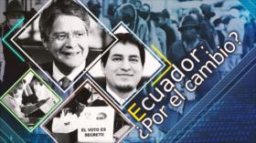 Detrás de la Razón: Ecuador: ¿Apostó al cambio?