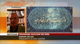 Zelaia: Israel aplica una táctica de provocación contra Irán