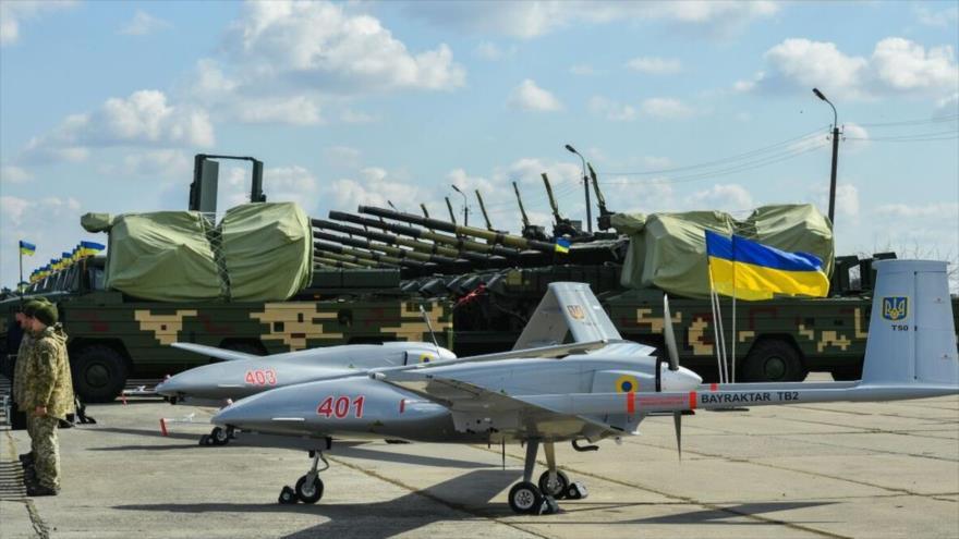 Rusia advierte a Turquía de que no suministre armas a Ucrania