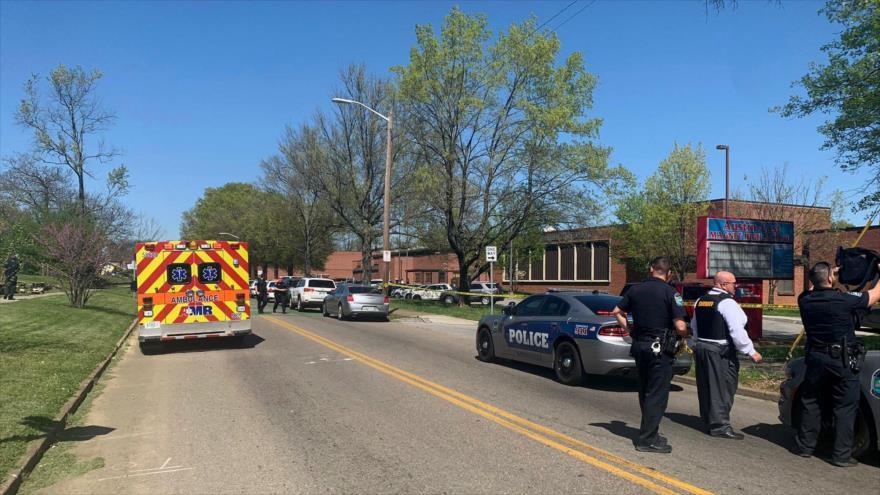 """Nuevo tiroteo en una escuela de EEUU deja """"múltiples víctimas"""""""