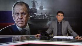 Terrorismo nuclear. Tensión Rusia-Ucrania. Hostilidad hacia Venezuela - Boletín: 01:30 - 13/04/2021