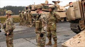 EEUU enviará más militares a Alemania en plena tensión con Rusia