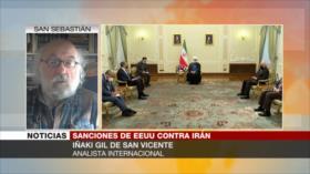 Gil: Alianzas de Irán con otros dificultan la situación para EEUU