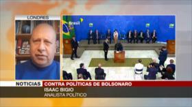 Bigio: Bolsonaro se está disparando a símismo con sus políticas