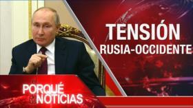El Porqué de las Noticias: Acuerdo nuclear. Tensión Rusia-Ucrania. Venezuela