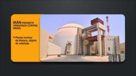 PoliMedios: Irán promete venganza contra Israel