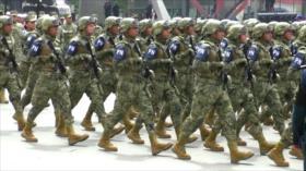 México despliega 12 000 soldados para frenar la migración ilegal