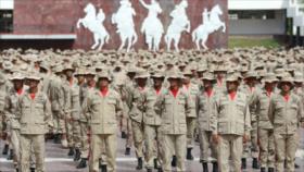 Venezuela enviará 1000 milicianos cerca de frontera con Colombia