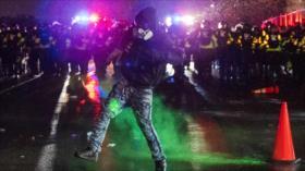 ¿Difiere policía de Biden de la de Trump? Sigue represión en EEUU