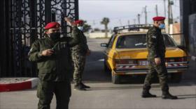 Tribunal militar de Franja de Gaza condena a muerte a un espía