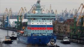 Putin: Rusia construye flota de rompehielos más potente del mundo